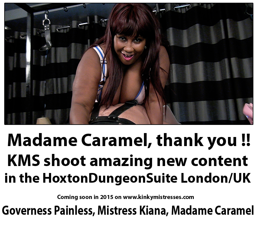 Madame Caramel - Hoxton Dungeon Suite
