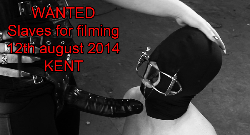Film slave wanted