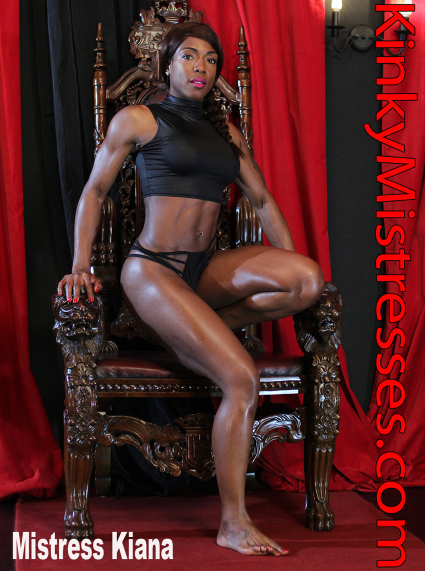 Mistress Kiana - July 2016