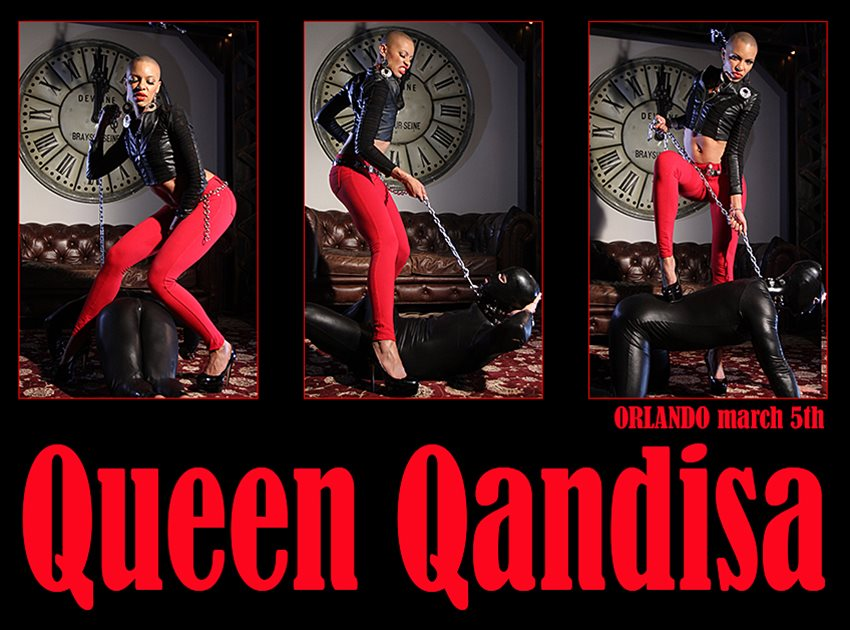 Queen Qandisa - Shooting March 5th in Orlando