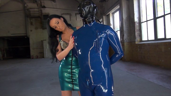 Lady Luciana - My Rubber Slave Rubber