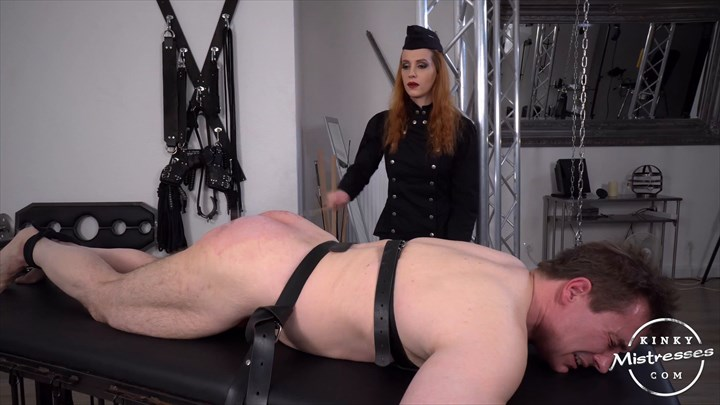 A Corporal Punishment Session Corporal Punishment