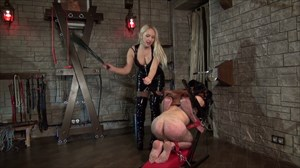 Mistress Marta - CP Caning Corporal Punishment Whipping