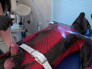 CBT and Milking in the White Room