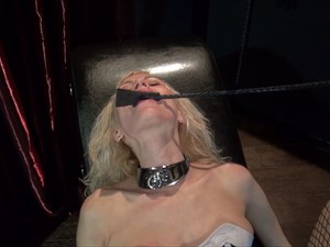The Slave Girls Orgasm