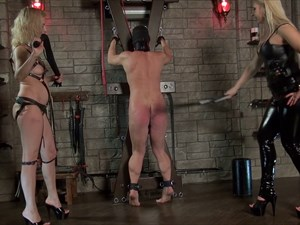 Chastity and whipping in Kiev