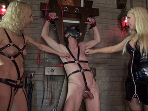 Mistress Marta - Double CP Session 2
