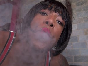 Mistress Kiana - My Human Ashtray