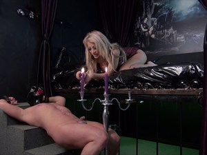 Mistress Saida - Waxing