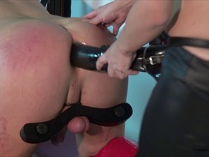 Fucked by Miss Tressa