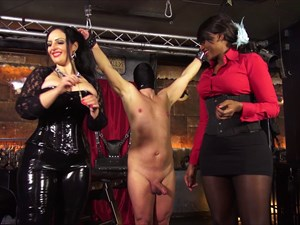 The Milking Machine - Used By 2 Ladies