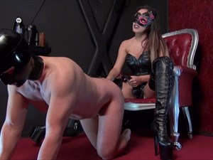 Mistress Sheyla - The Deepthroat