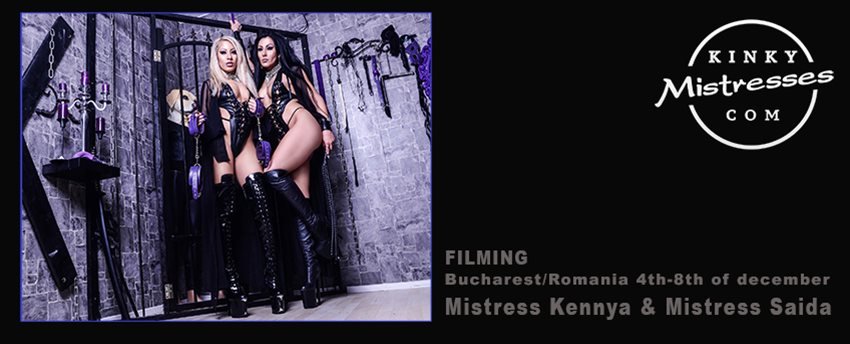Mistress Kenny & Mistress Saida