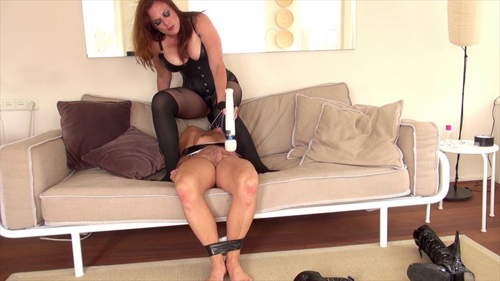 Mistress Ann - Punished and Milked  Sensual Punishment Face-Sitting/Smothering