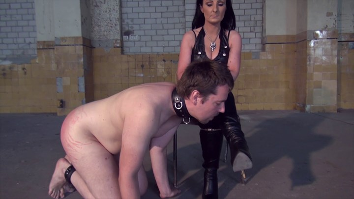 Lick Your Cum From My Boots Cum Eating Boot Fetish Leather Boot Fetish Domination/FemDom