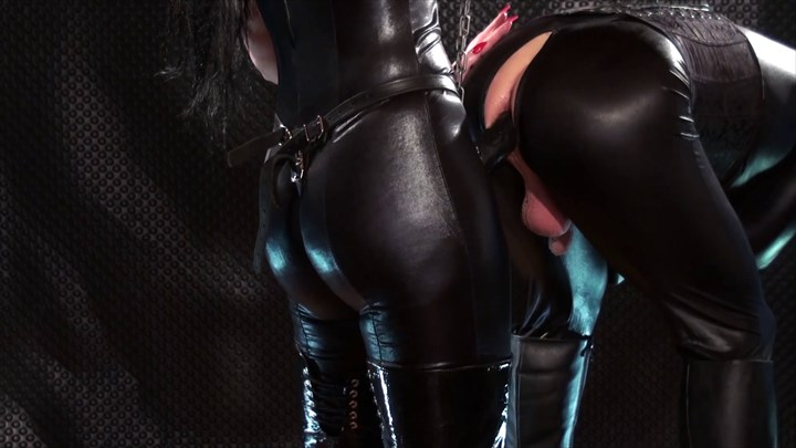 Strap On Fun Domination/FemDom Strap On Ass Play