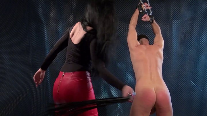 Whipped By Luciana Bondage/Restraints Corporal Punishment Domination/FemDom