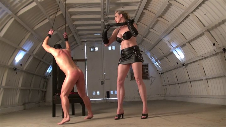 New Video Bondage/Restraints Domination/FemDom Corporal Punishment Whipping