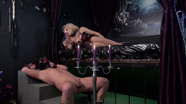Mistress Saida - Waxing  Wax