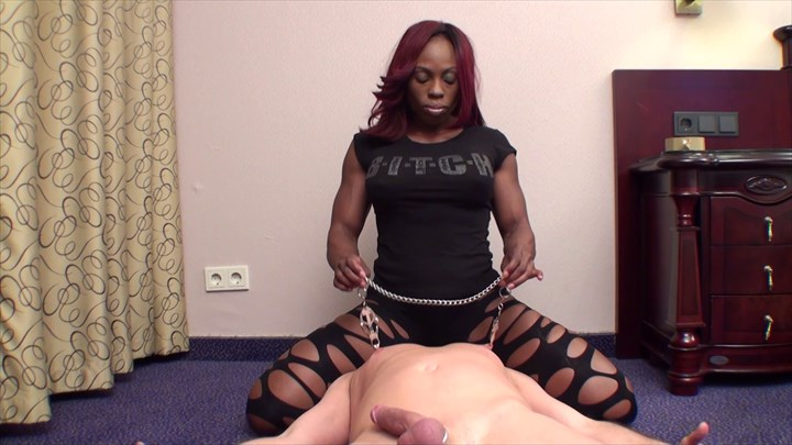 Mistress Treasure Nipple Torture