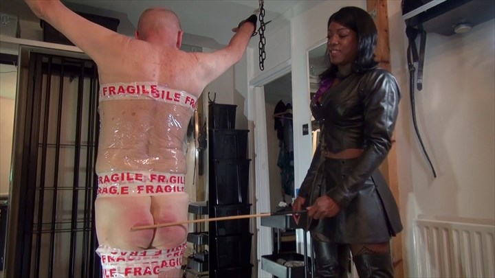 Kiana´s Fragile CP Slave Corporal Punishment
