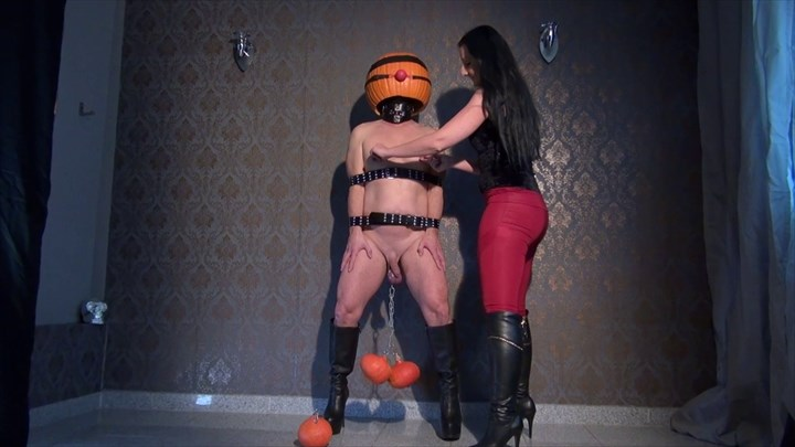 Halloween With Lady Luciana CBT