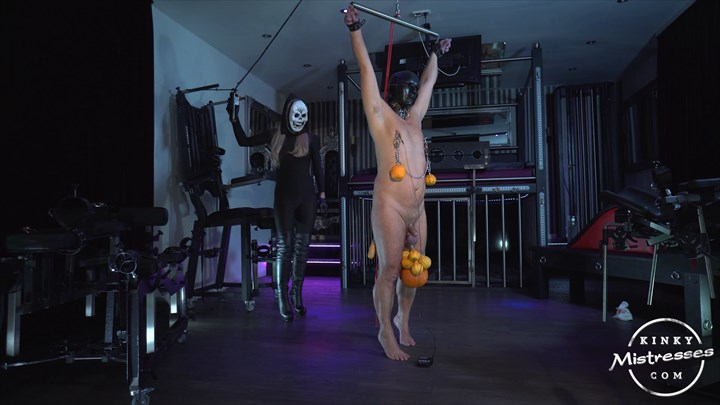 Halloween By Calea Toxix CBT Nipple Torture