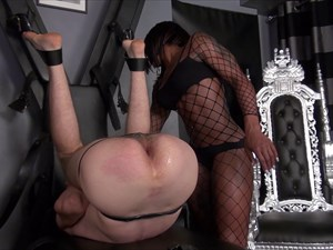 A Real Punished Slave