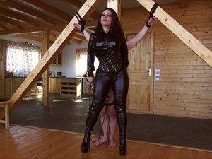 Punished in Transylvania Part 2