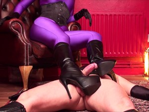Kinky Fetish CBT Fun