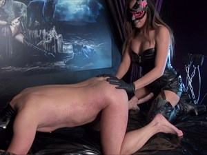 Mistress Sheyla  - Fucked On The Bed