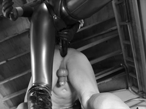 Fucked In The Garage