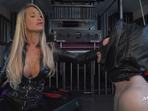 CBT And Leather Worship