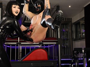 Fisted And Milked By Miss Patricia